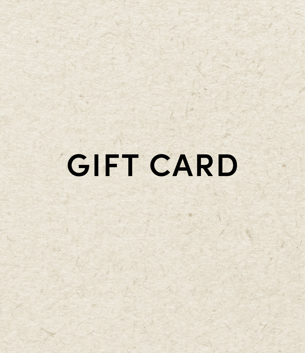 Sop ~ Gift Card - Nor–Folk