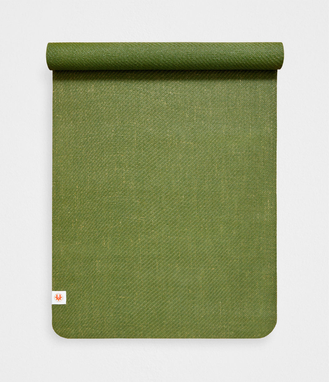 2mm Biodegradable Yoga Mat ~ Forest Green - Nor–Folk
