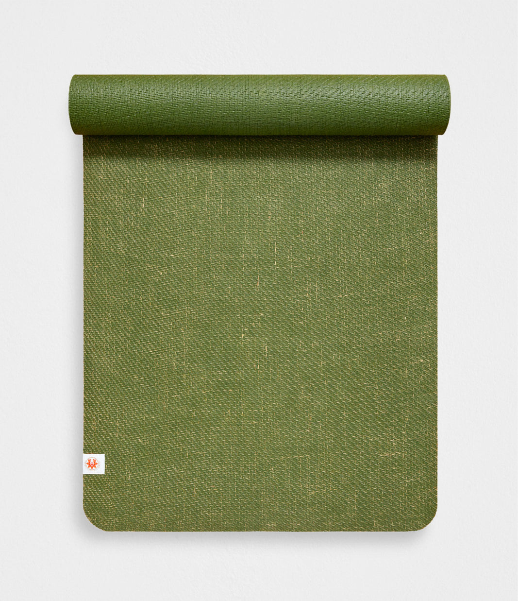 4mm Biodegradable Yoga Mat ~ Forest Green - Nor–Folk