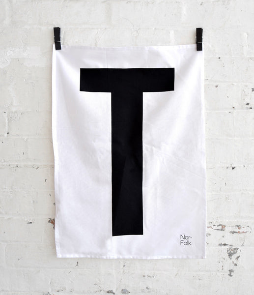 Nor–Folk T towel - Nor–Folk