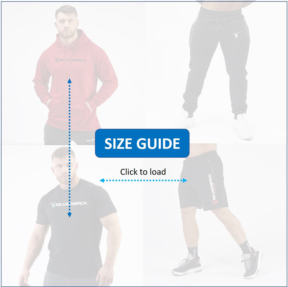 Size Guide - Click to load
