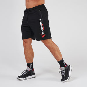 Silverback Kudos  Shorts - Red & White/Black