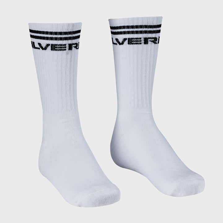 Silverback Gym Socks - White