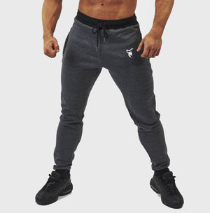 Silverback Evolve Embroidered Joggers - Charcoal
