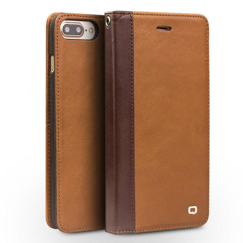 Apple iPhone 7, 7 Plus Genuine Leather case