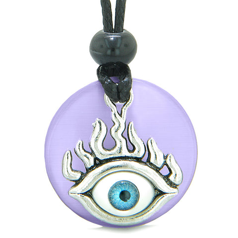 Evil Eye Protection Medallion Jewelry and Amulets