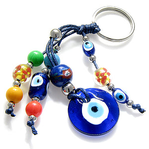 Evil Eye Charms And Keychains