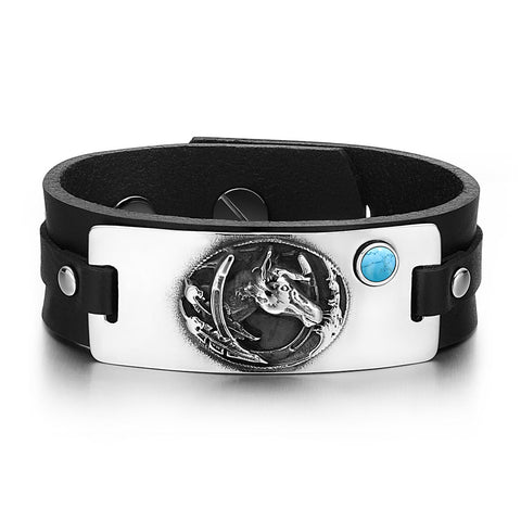 Horse Wild and Courage Powers Unique Bracelets Jewelry Amulets and Talismans