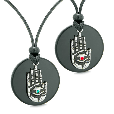 Spiritual Protection Talisman Couples and Best Friends Jewelry