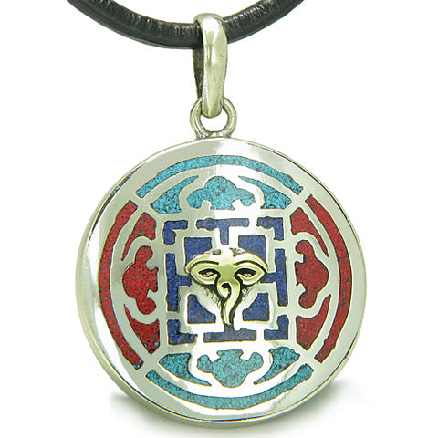 Tibetan And Unique Magic Amulets