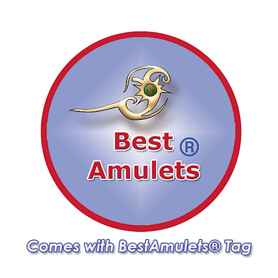 Amulets Will Always Love You Forever Couples or Best Friends Lucky Coin Donuts Hematite Necklaces