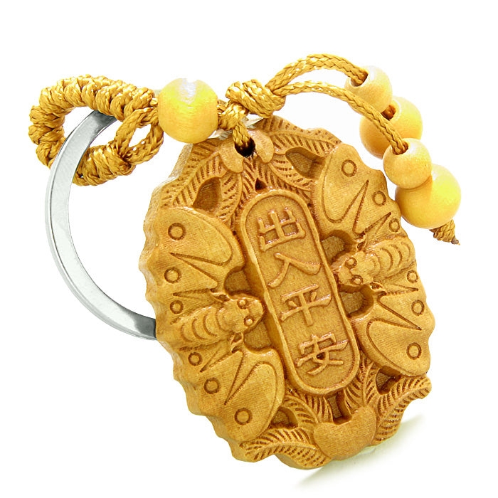 Amulet Double Lucky Bat Magic And Protection Powers Charms Feng Shui