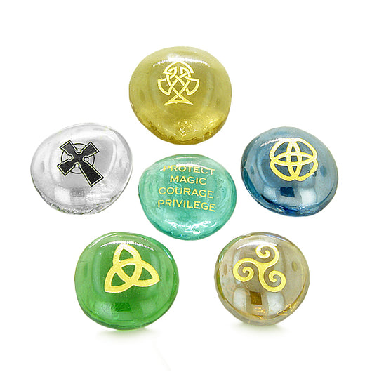 Inspirational Amulets Magic Protectiancient Celtic Good Luck Charms