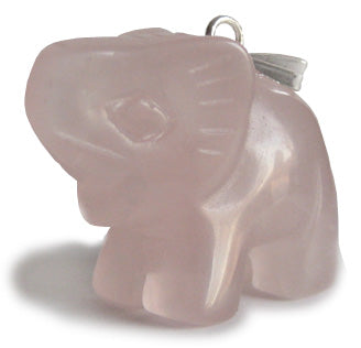 Kids Lucky Elephant Pendant For Emotion Control