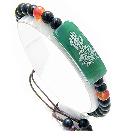 Money Talisman Sunflower Aventurine Bracelet