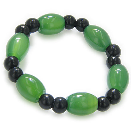 Money Talisman Green Aventurine Bracelet