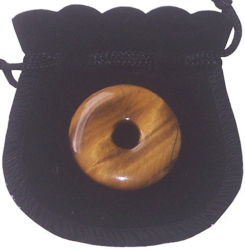 Evil Eye Protection Talisman Donut - 30Mm