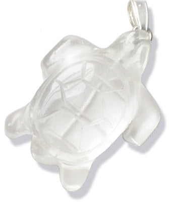Kids Lucky Turtle Pendant For Evil Eye Protection
