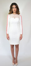 Limited Edition White Dress #XXW-18 - H A M A