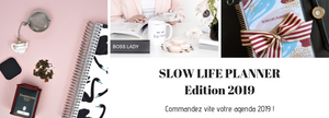 Slow Life Planner Edition 2019