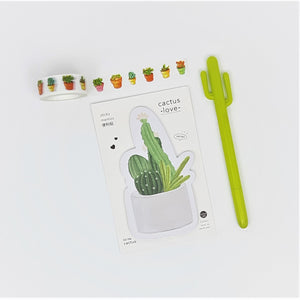 Goodies Bag Cactus - Slow Life Planner