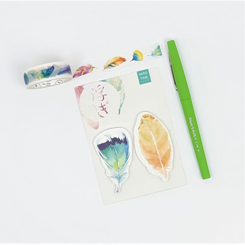 Goodies Bag Plumes - Slow Life Planner