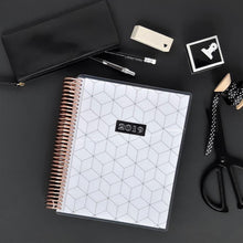 Charger l'image dans la galerie, Slow Life Planner Couverture interchangeable hexagonale