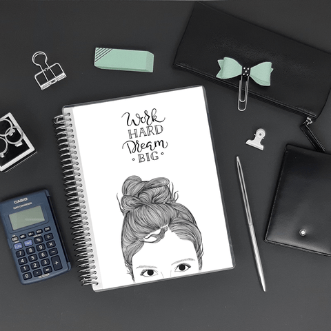 Planner Hebdomadaire 2020 - Personal - Dream Big - Slow Life Planner