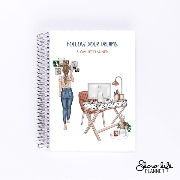 Journal - Follow your dreams