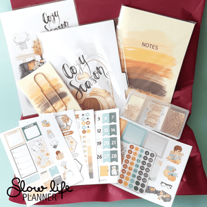 Planner Box d'Octobre 2019