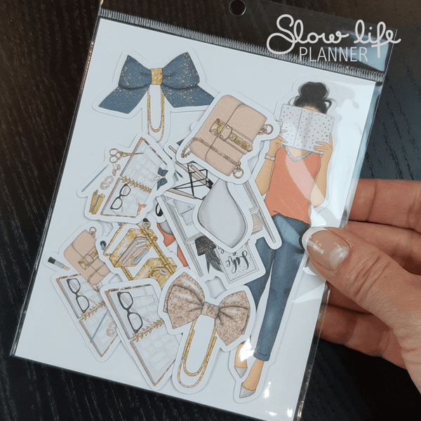 Goodies Planner Box de juillet 2019
