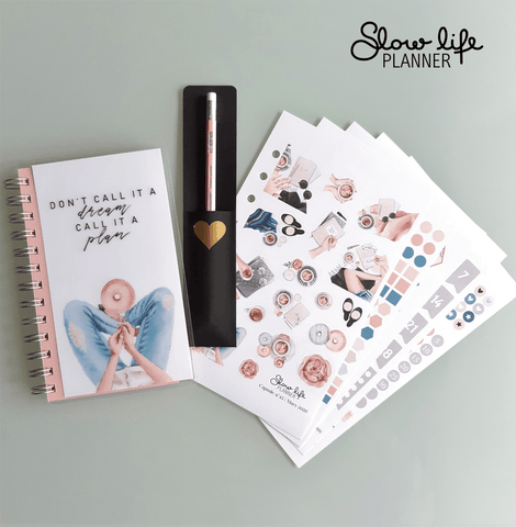 Goodies Planner Box de Mars 2020