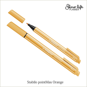 Stabilo pointMax Orange
