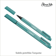 Charger l'image dans la galerie, Stabilo pointMax Turquoise