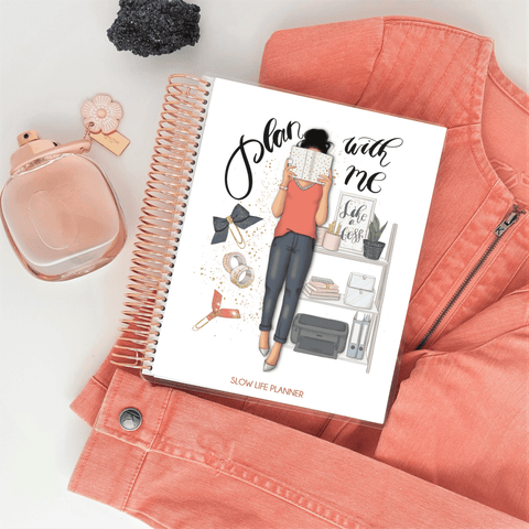 Planner Hebdomadaire 2020 - Personal - Plan with me - Slow Life Planner