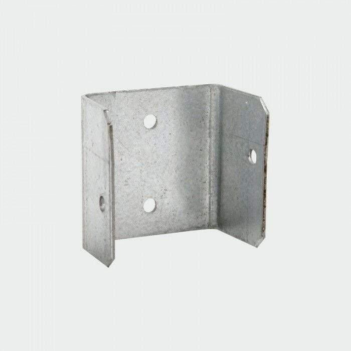Does Not Apply Home & Garden:Yard, Garden & Outdoor Living:Garden Fencing:Fencing Clips & Brackets PACK OF 20 - 50mm FENCE & TRELLIS CLIPS BRACKET PANEL FIXING GARDEN POST FENCING