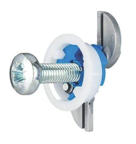 GripIt Wall Plugs 2 GRIPIT BLUE 25mm PLASTERBOARD FIXINGS
