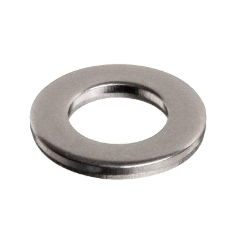 MultiScrew Fasteners Flat Washers / M4 / 4mm / 12 FORM A FLAT WASHERS TO FIT METRIC BOLTS & SCREWS A2 STAINLESS STEEL DIN125 304