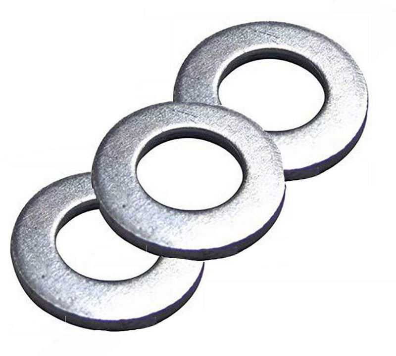 MultiScrew Fixings 10 / M6 x 12 A2 STAINLESS STEEL FORM B WASHERS - M6 M8 M10 M12 M16 FLAT WASHER DIN125-B