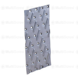 MultiScrew Fixings 2 85 x 178 STAINLESS STEEL JOINTING NAIL PLATE CAM TIMBER CONNECTOR BRACE BEAM A2