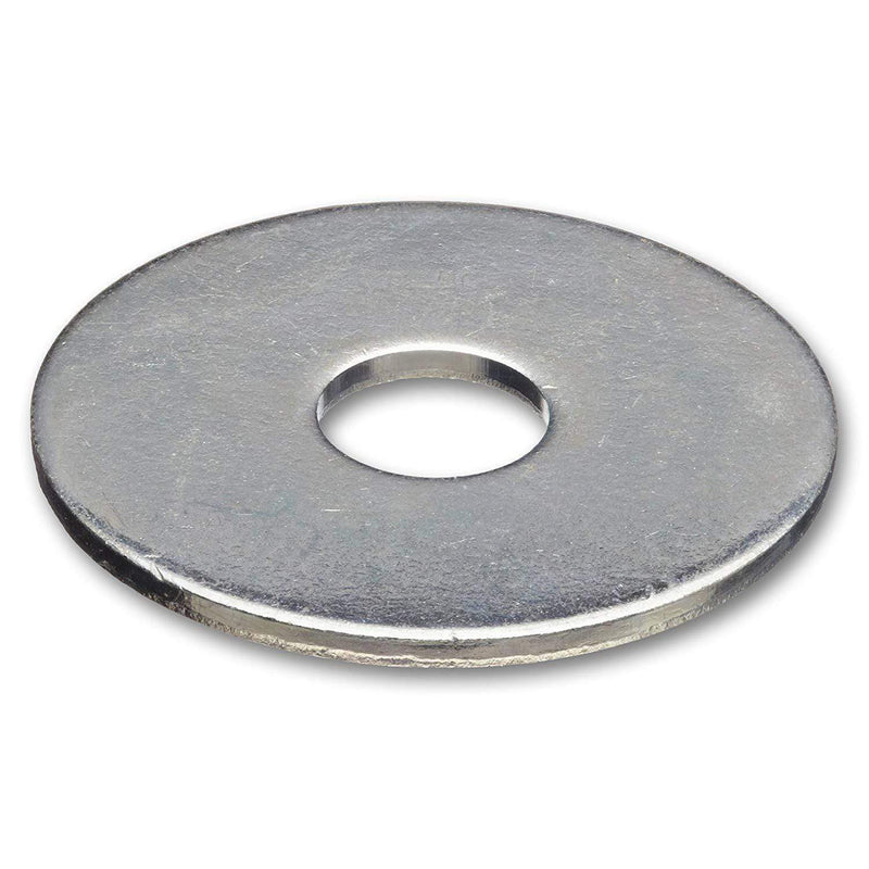A2 Stainless Steel Penny/ Repair/ Mudguard Washers M5 M6 M8 M10 M12 DIN9054