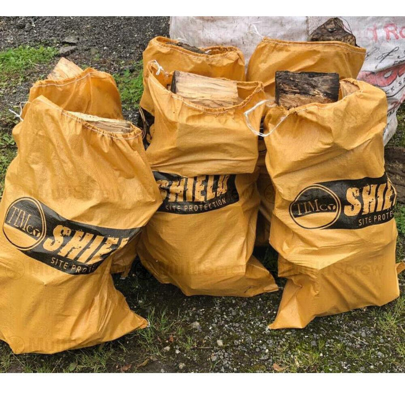 Shield Consumables XL, XXL RUBBLE SACKS HEAVY DUTY POLYPROPYLENE BAGS PP 800 x 1200mm, 600 x 900mm