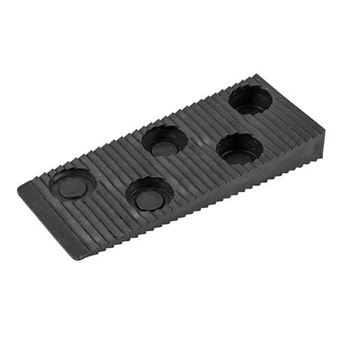 TIMCO Building Hardware & Site Protection Interlocking Wedges  80 x 30mm Plastic Interlocking Wedges