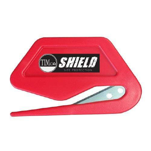 TIMCO Building Hardware & Site Protection Plastic Sheet Cutter    Shield Protective Sheet Cutter
