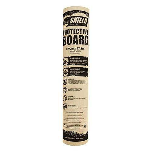 TIMCO Building Hardware & Site Protection Protective Board  0.90 x 27.5m Shield Protective Board