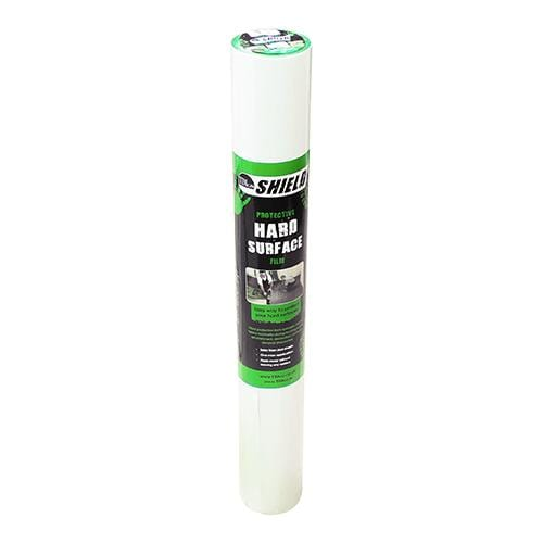 TIMCO Building Hardware & Site Protection Protective Film - For Hard Surfaces  50m x 0.6m Shield Hard Surface Protector