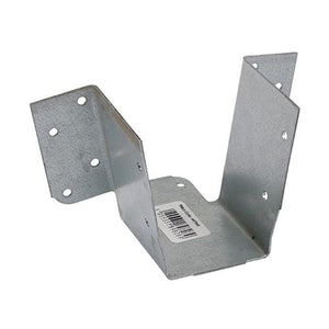 TIMCO Building Hardware & Site Protection Timber Hangers - Mini - Galvanised  44 x 75 to 100 Timber Hanger - Mini