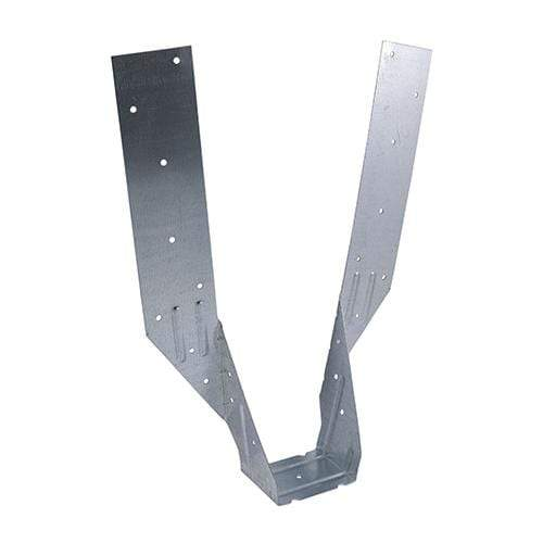 TIMCO Building Hardware & Site Protection Timber Hangers - No Tag - Galvanised  63 x 125 to 220 No Tag Timber Hanger