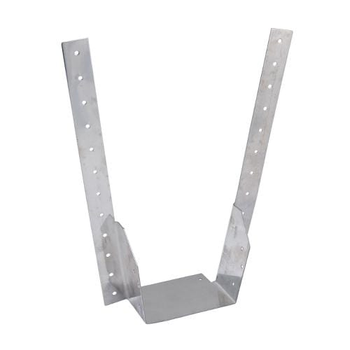 TIMCO Building Hardware & Site Protection Timber Hangers - Standard - Stainless Steel  100 x 100 to 225 Standard Timber Hanger - A2 SS