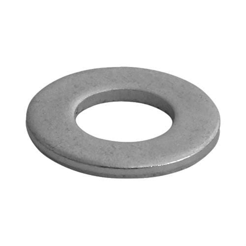 TIMCO Fasteners & Fixings Form A Washers - Stainless Steel  M8 Form A Washer DIN 125 - A2 SS